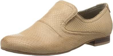 OTBT Upland 女士一脚蹬乐福鞋 Brownstone 8 M US