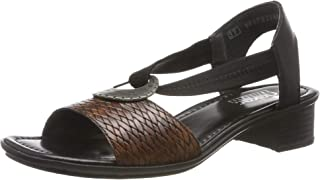 Rieker 女士62662-25 封闭凉鞋