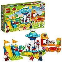 LEGO 乐高 DUPLO 得宝系列 家庭游乐园 10841 2-5岁 积木玩具