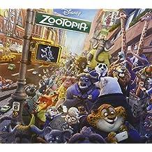 进口CD:疯狂动物城/电影原声带 Zootopia/Michael Giacchino (CD)8732836