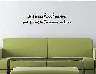 直到一个人喜欢他们的灵魂的动物部分仍然保持原样 - 乙烯树脂 w.