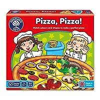 Orchard Toys 桌面游戏 披萨披萨(亚马逊进口直采,英国品牌)