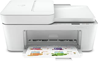 HP 惠普 DeskJet Plus 4120 多功能打印机 (即时墨水,打印机,复印机,扫描仪,传真,WLAN,Airprint) 包括 6 个月即时墨水
