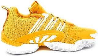 adidas 阿迪达斯 男式 SM Crazy BYW 2-0 球队篮球队 Colleg Gold/White/Team Colleg Gold 13
