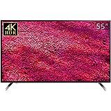 TOSHIBA 东芝 55U7600C 55英寸 超薄4k安卓智能超高清电视(至薄处约0.99cm)黑晶靓屏(由东芝厂家直接发货)