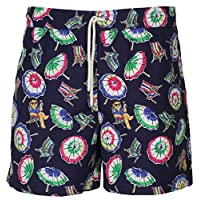 POLO ralph lauren 男式小马标志 TRAVELER 泳裤
