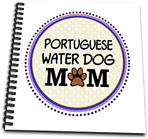 inspirationz Store PET 设计 – PORTUGUESE 水 DOG Mom – doggie MAMA BY breed – 爪印母婴 LOVE – Doggy 爱好者 Proud 萌宠主人 – 绘本