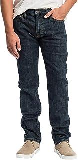 Lucky Brand 男式221经典直筒牛仔裤