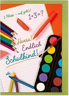 用于学校初学/彩色盒+笔+纸/带 frb。 信封 / 照片