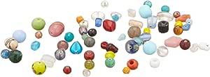 """Cousin - Jewelry Basics 玻璃珠混合装 """"Multi"""" 34733005"""