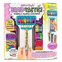 Just My Style Braidtastic 艺术和工艺套件 Horizon Group USA