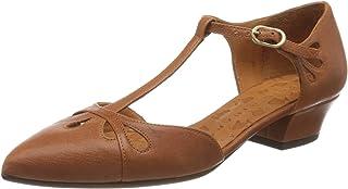 Chie Mihara 女式 Rumit 闭趾芭蕾平底鞋