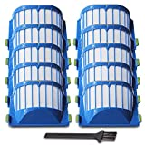 123 蓝色白色 10 filters for Roomba 600 43486-935