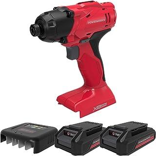POWERWORKS XB 20V 无绳钻/驱动器,不含电池和充电器 20V Impact Driver ISG303