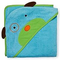 美国Skip Hop可爱动物园连帽浴巾-小狗SH235255