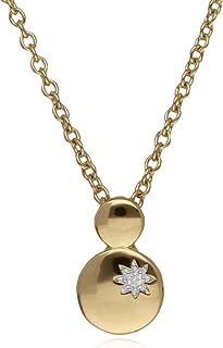 Gemondo USA 14K 黄金钻石项链