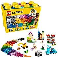 LEGO 乐高  拼插类 玩具  LEGO Classic 经典系列 经典创意大号积木盒 10698 4-99岁 积木