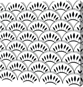 "PrintArt ""Pattern V"" Amy Cummings 画廊装裱艺术微喷油画艺术印刷品 20"" x 20"" GW-POD-48-CA1345-20x20"
