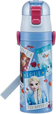 Skater 斯凯达 运动水壶 不锈钢 儿童用 水壶 470毫升 SDC4 ステンレス 子供用 水筒 アナと雪の女王 2 ディズニー 470ml SDC4