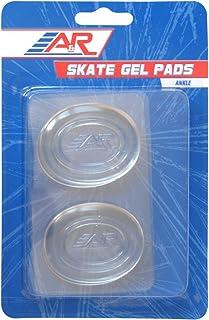 A&R Sports 脚踝滑冰凝胶垫(4 个装)