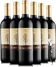 西班牙法定产 百年历史酒庄酿制 奥瑞安神树干红葡萄酒750ml*6 (整箱6支)(优红酒集团酒庄直采)