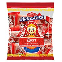 Matroschka Schaumkonfekt mit Himbeergeschmack, 5er Pack (5 x 250 g)