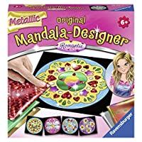 Ravensburger Original Mandala Designer 29717 29717 金属浪漫曼陀罗设计师