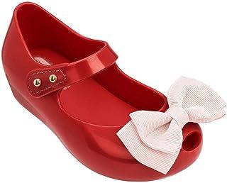 Mini Melissa 迷你玛丽莎 Ultragirl Sweet Mary Jane 儿童鞋 红色 10 Toddler