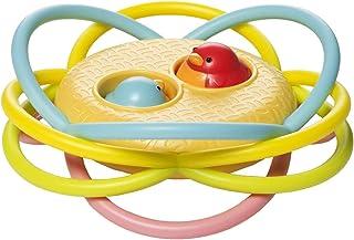Manhattan Toy 鸟类捉迷藏婴儿出牙玩具