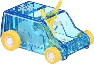 MIDORI 桌面清洁小车 蓝色