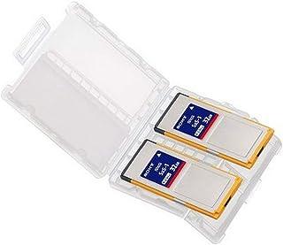 Sony 索尼 SxS 1 G 1C 系列 32 GB 存储卡,读取速度高达 440 MB/秒,写入速度高达 100 MB/秒,2 件装