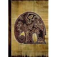 高级Notes Big African Art Elefant 2011