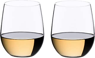 Riedel O Wine Tumbler Chardonnay/Viognier, Set of 2
