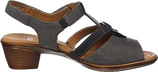 ARA 女式 lugano-s t-bar 凉鞋