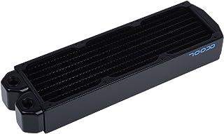 车轮 Alphacool NexXxoS Radiator 变化 (亚马逊, 非普通销售) 黑色 XT45 80mm Triple