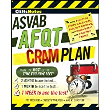 CliffsNotes ASVAB AFQT Cram Plan (Cliffsnotes Cram Plan) (English Edition)