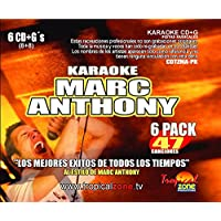 卡拉 OK Marc Anthony 47 歌曲