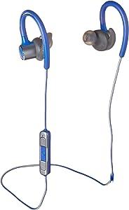 JBL Reflect Contour 2.0,*贴合,入耳式无线运动耳机带 3 键麦克风/遥控 - 蓝色