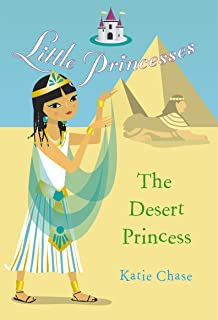 Little Princesses: The Desert Princess (English Edition)