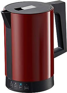 ritter 电水壶 fontana 5,红色,带温度调节,德国制造