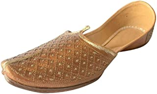 Mojari 鞋 Punjabi Jutti Sherwani Jutti 新娘鞋 手工婚礼鞋 Khussa 鞋 民族鞋