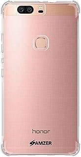 AMZER 华为荣耀 V8 手机套 TPU X 手机 - 零售包装 - 透明