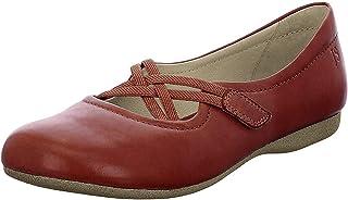 josef seibel 女式 Fiona 39闭趾芭蕾平底鞋