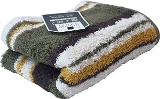 (内野)UCHINO TOWEL GALLERY(UCHINO TALGERRY) 强力干燥「城市」 面巾 约34×85cm 绿色 8815F742 G