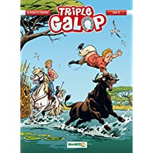 EKKIA 骑马用具 TRIPLE GALOP - Tome 12 903400012 903400012 903400012