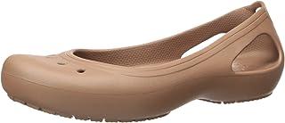 crocs 卡路驰 Kadee Seasonal 女士露跟芭蕾鞋