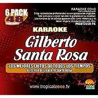 卡拉 OK Gilberto 圣诞老人 Rosa 48 歌曲