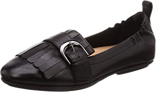[FITFROP ] 舒适休闲鞋 FRANKIE FRINGE LOAFERS