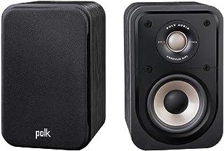 Polk Audio S10E Signature Polk Audio Signature S10 E 环绕扬声器,黑色