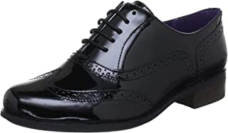 Clarks 女士Hamble橡树粗革皮鞋